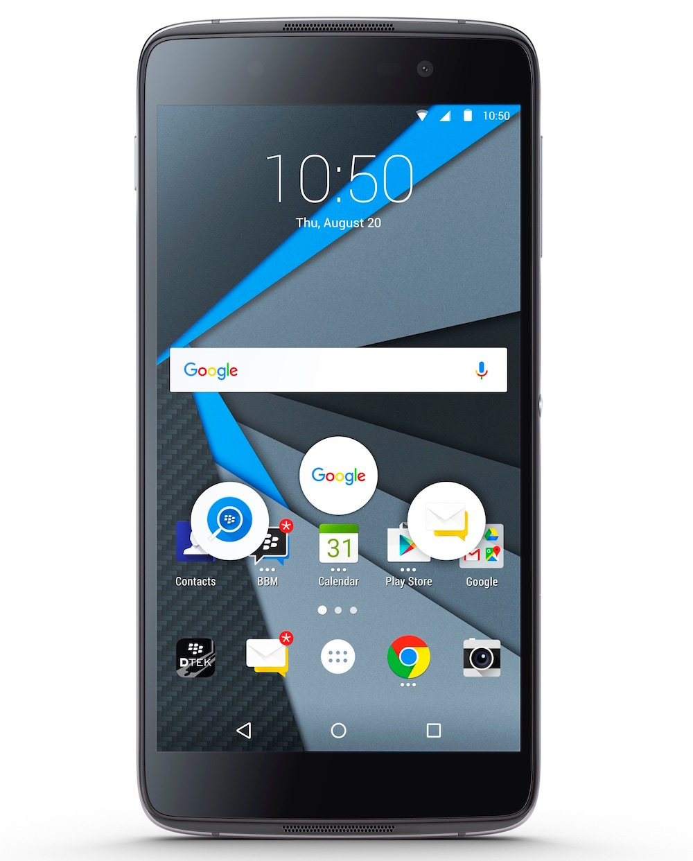 BlackBerry DTEK50 – 6