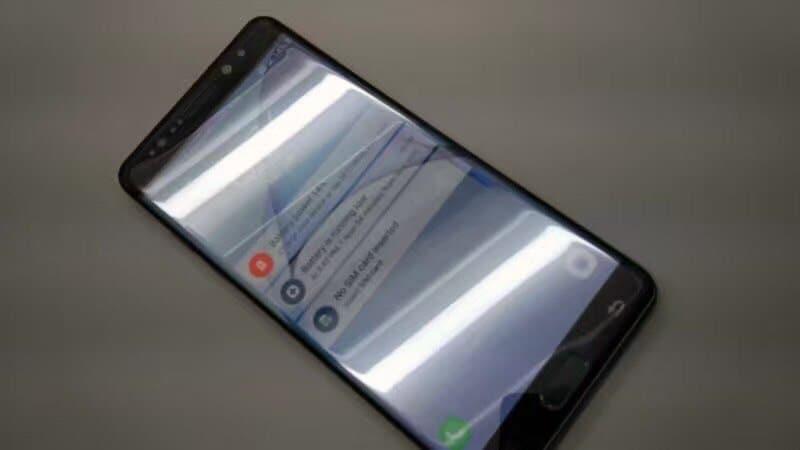 Foto trapelate Galaxy Note 7 - 3