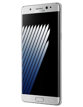 Galaxy Note 7 render - 1