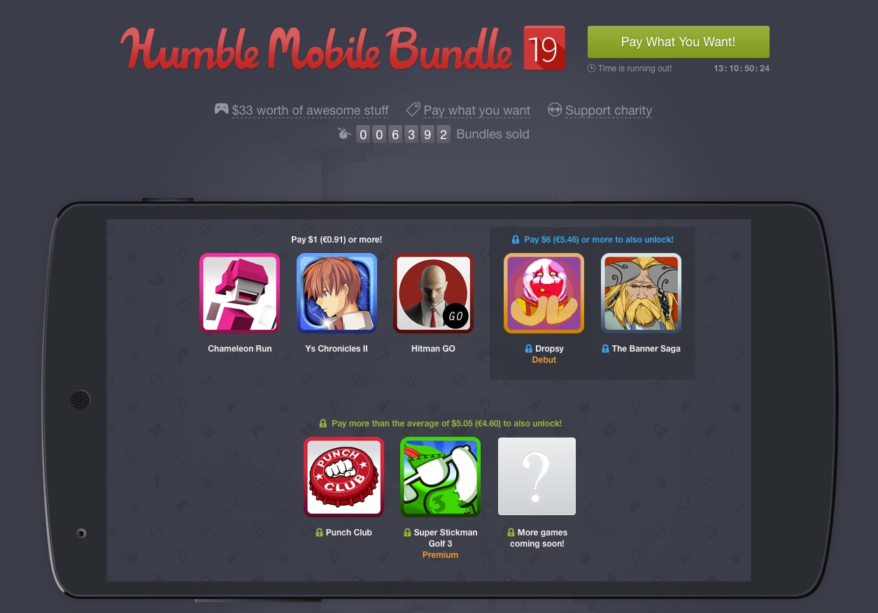 Humble Mobile Bundle 19