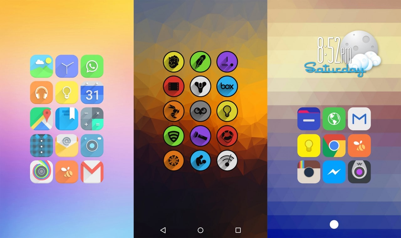 Icon Pack sconto Play Store