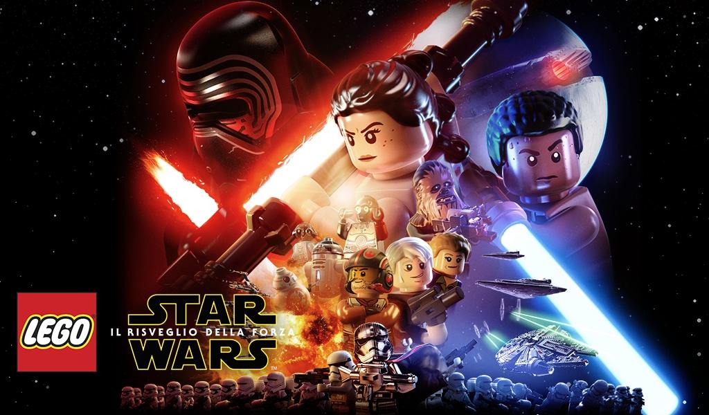 LEGO Star Wars: Il Risveglio della Forza disponibile gratuitamente per Android (foto e video)