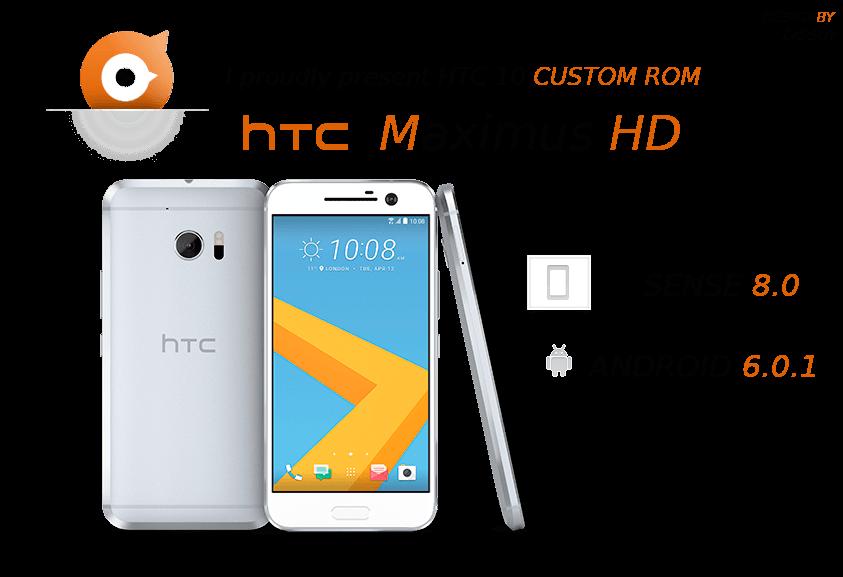 LlabTooFeR HTC 10 MaximusHD