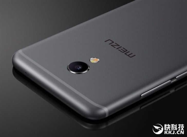 Meizu MX6 render - 1