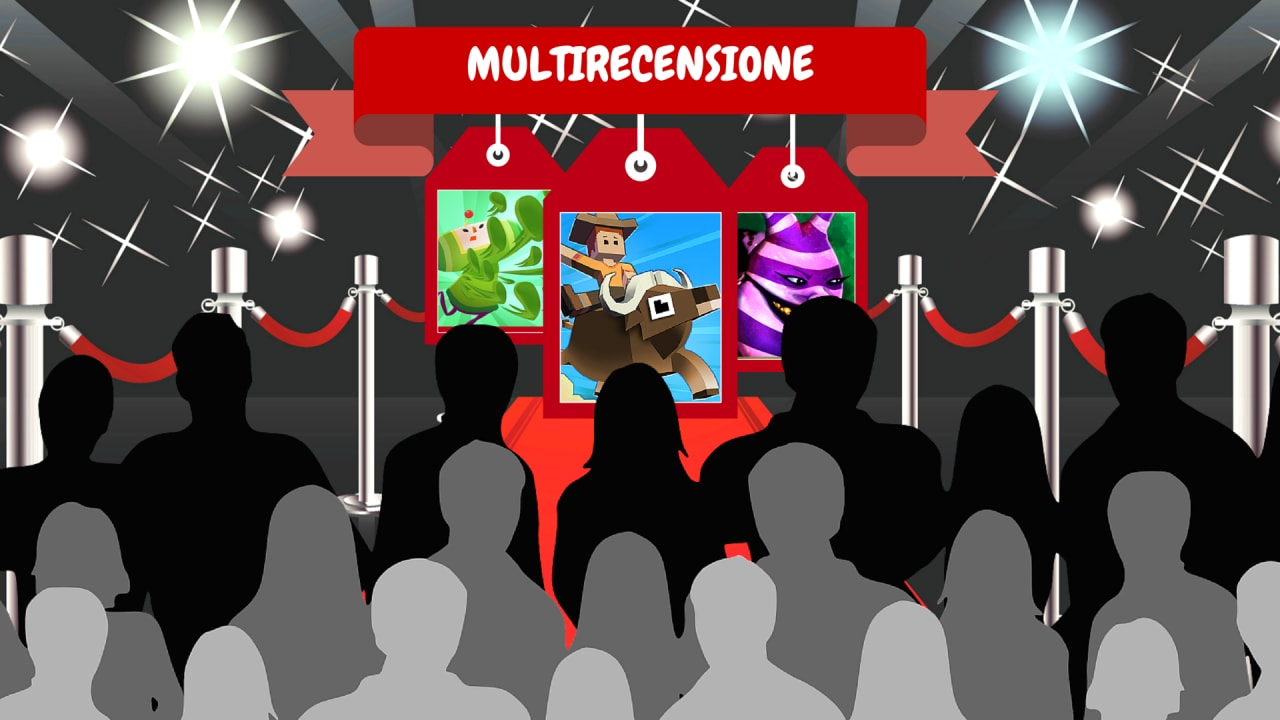 Multirecensione 3