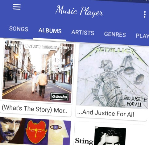 Music Player with Audio FX (head)