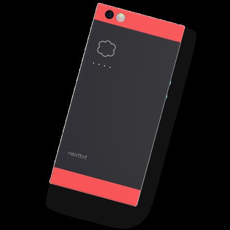 Nextbit Robin rosso ember - 1