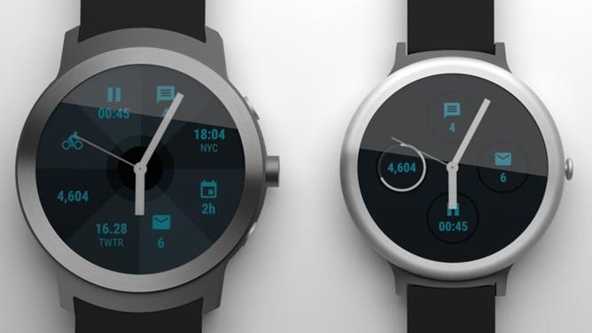 I primi smartwatch di Google saranno rilasciati nell'inverno 2017