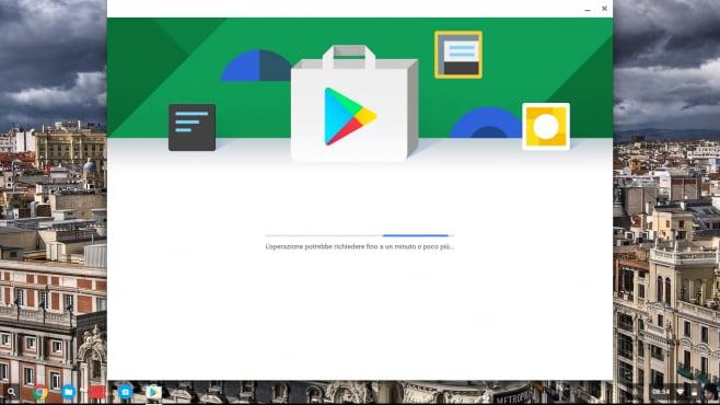 Play Store Chrome OS - 2