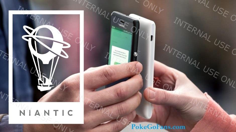 Pokémon GO scambio Pokémon NFC - 2