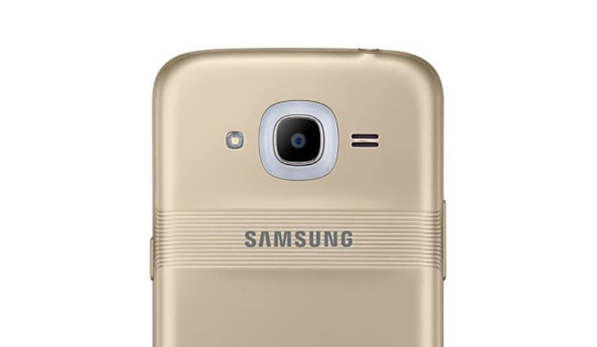 Samsung Galaxy J2 2016 Smart Glow