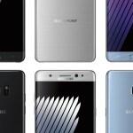 Samsung Galaxy Note 7 render alternativo
