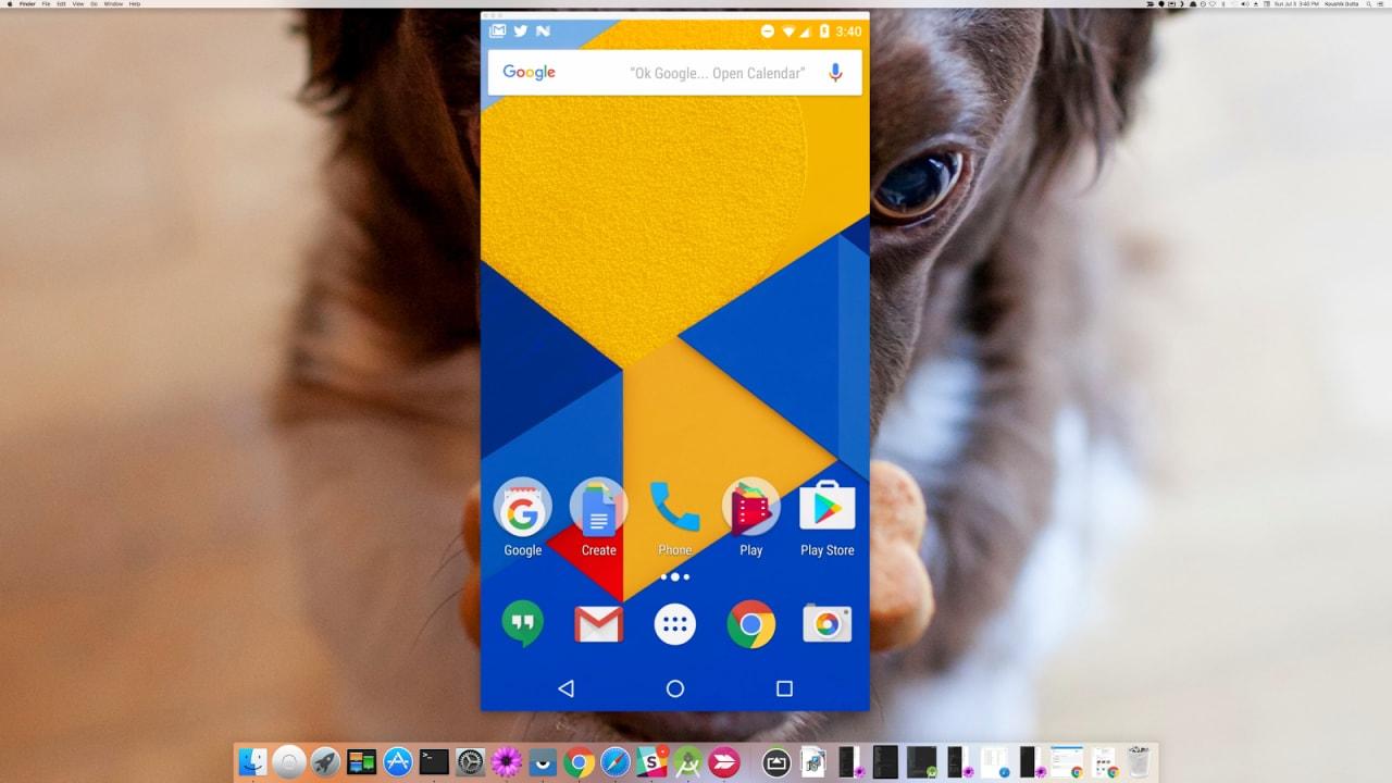 Koushik Dutta ha pubblicato Vysor per Android (video)