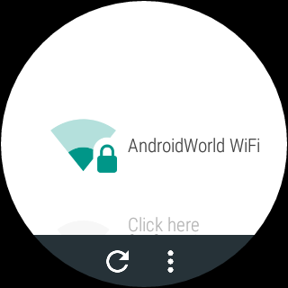 Wi-Fi Manager for Android Wear (1)
