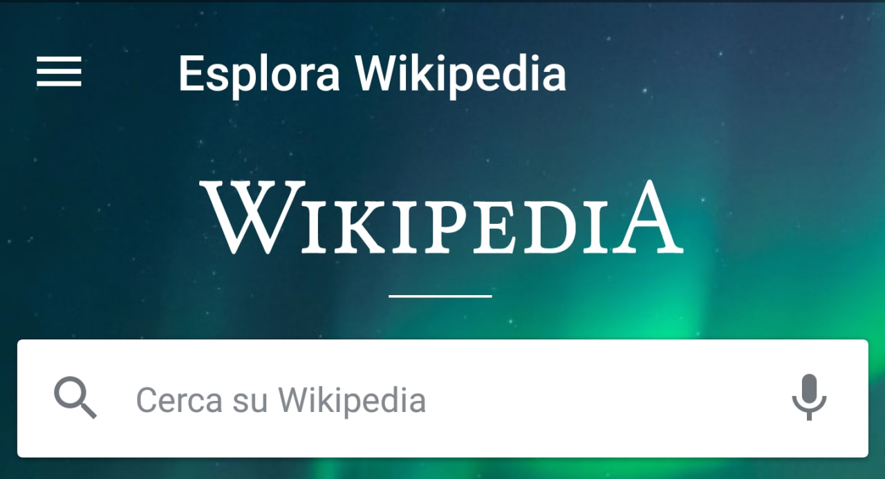 Wikipedia mobile dispone ora di una barra di navigazione dinamica (foto)