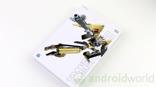 Xiaomi Mi Pad Transformers Hasbro - 1