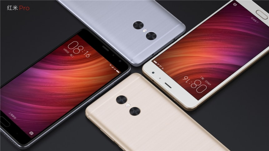 Xiaomi Redmi Pro - 3