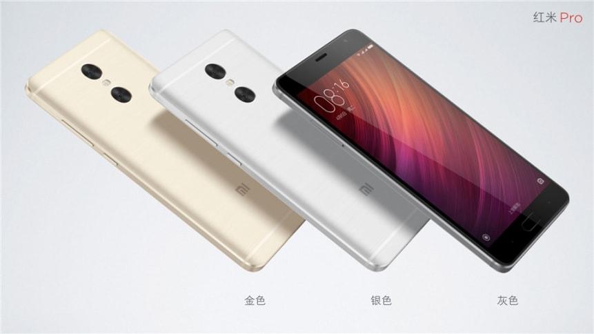 Xiaomi Redmi Pro - 5