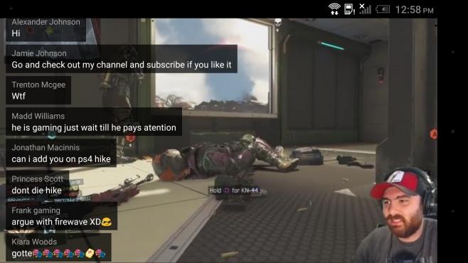 YouTube Gaming v1.5