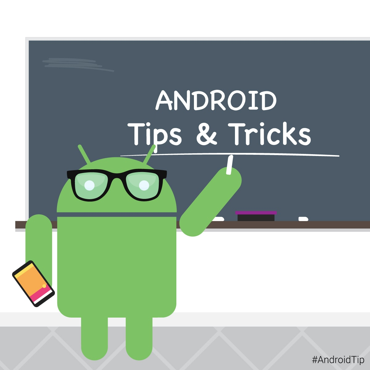 android tips tricks