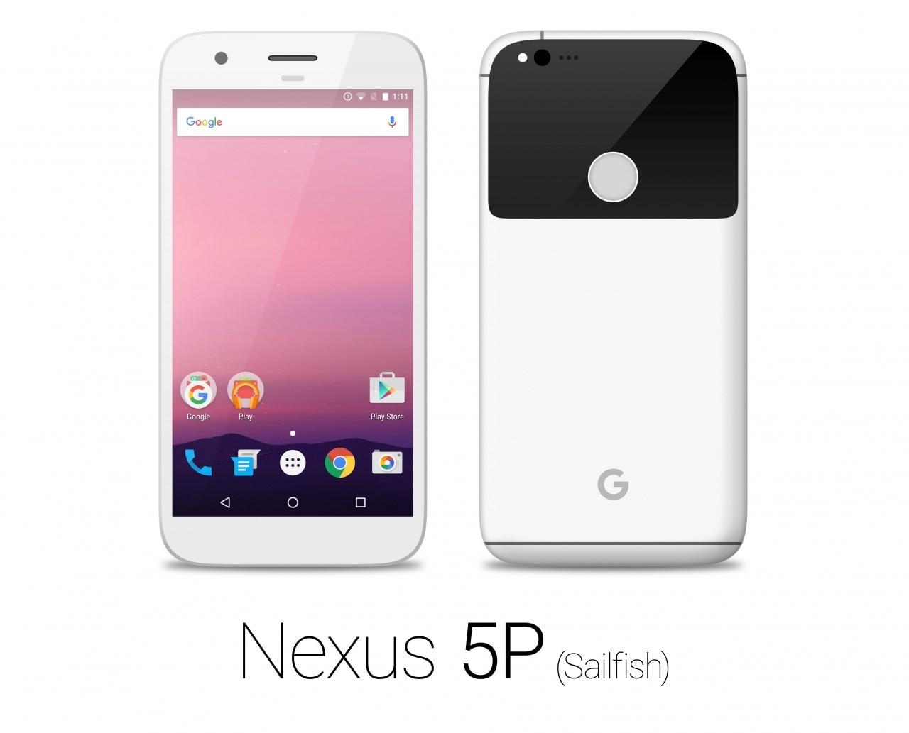HTC Nexus in quattro colori immaginato in render (foto)