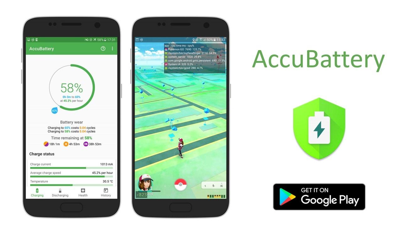 AccuBattery, l'app che monitora e ottimizza la vita della batteria basata su studi scientifici (foto)