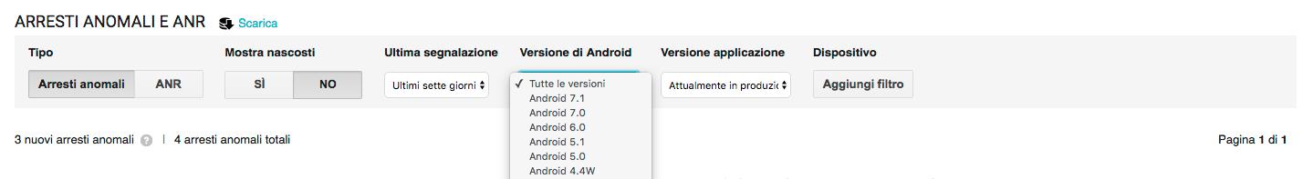 Android 7.1 developer console_1