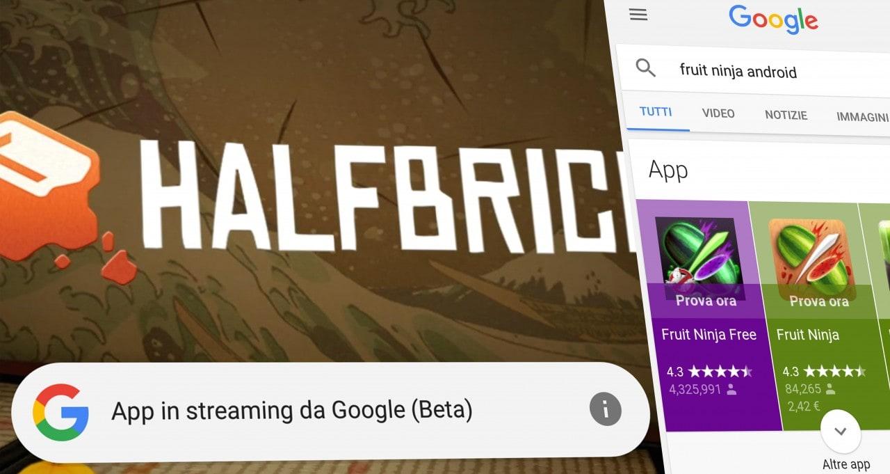 App in Streaming