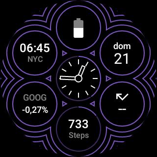 Bits Watch Face: una elegante e funzionale skin per Android Wear targata Ustwo (foto)