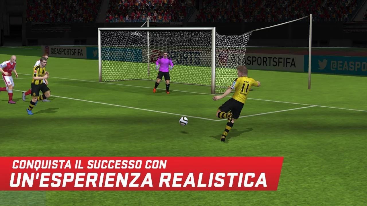 FIFA Mobile Screenshot – 5