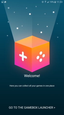 GameBox Launcher - 2