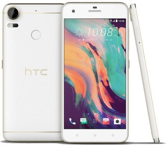 HTC Desire 10 Pro bianco