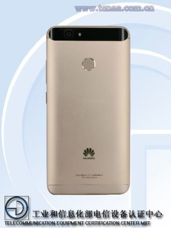 Huawei Mate S2 Nexus 6P - 4