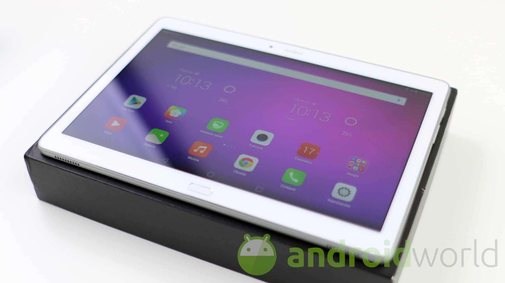 Huawei Mediapad M2 10 0 La Recensione Foto E Video