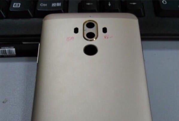 Due nuovi scatti rivelano (forse) tanti dettagli su Huawei Mate 9 (foto)