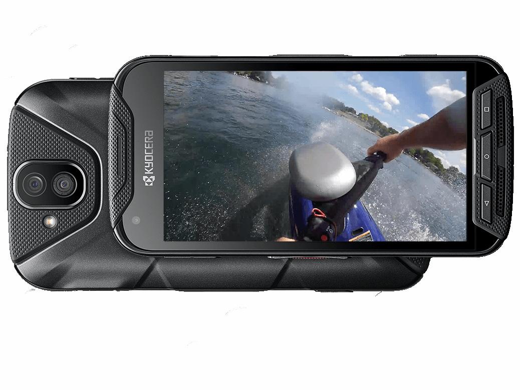 Kyocera Duraforce Pro è un po' smartphone e un po' action cam (video)