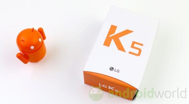 LG K5 - 1