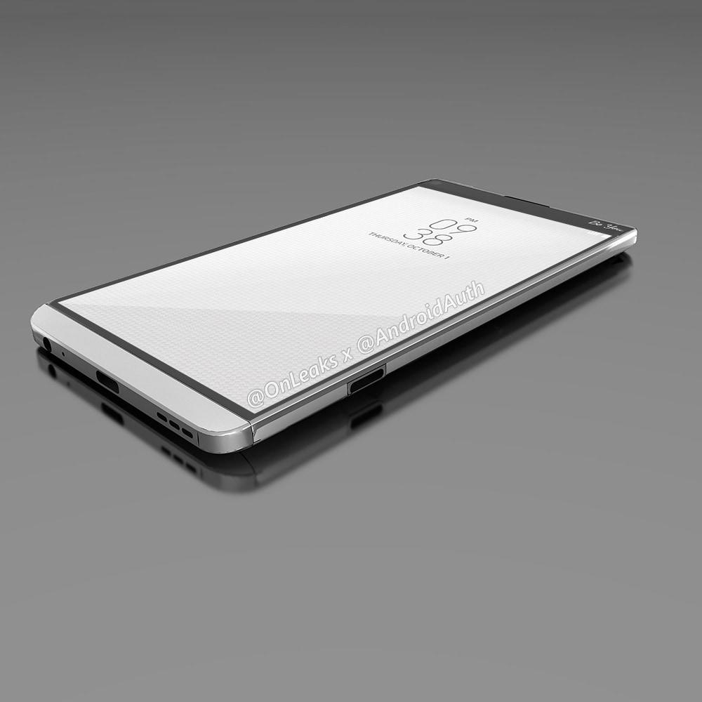 """LG V20 è un """"tutto schermo"""" con poco spazio per la modularità ed una strana app Google..."""