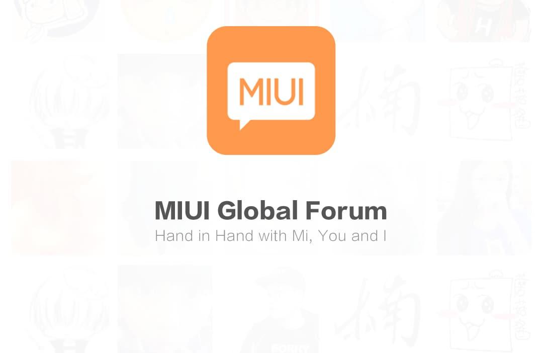 Da oggi potete frequentare il forum MIUI con l'app ufficiale (foto)