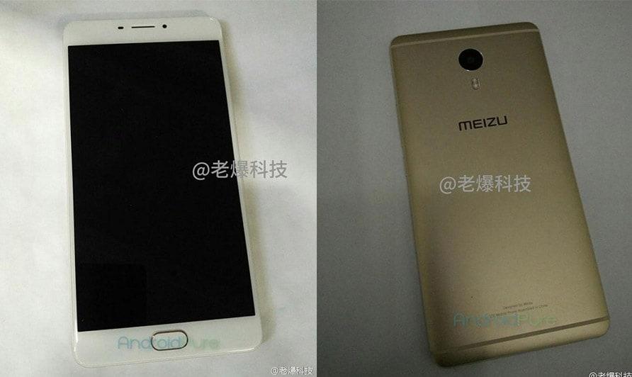 """Il nuovo phablet Meizu M3 Max da 6"""" potrebbe essere il primo con SoC Helio P20"""