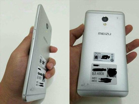 Meizu Serie E foto