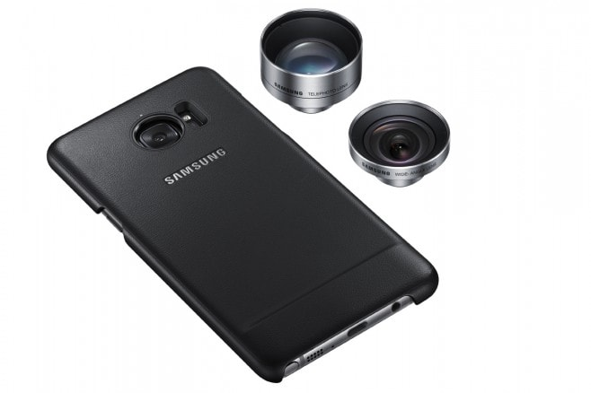 Note 7 Lens Cover - 1