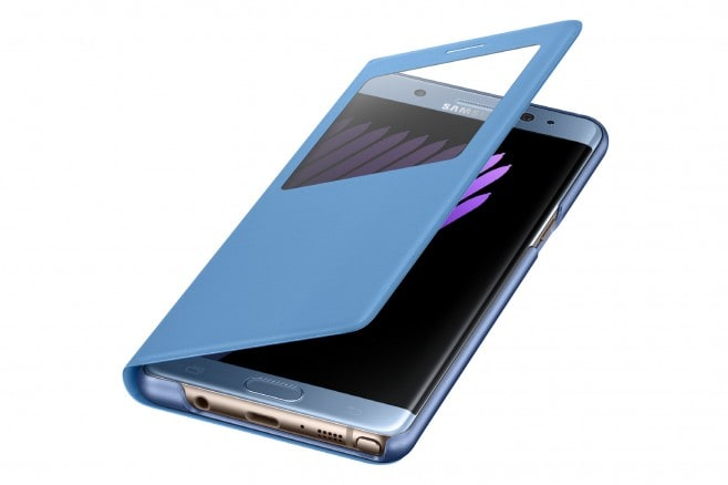 Note 7 S View Standing Cover - 1
