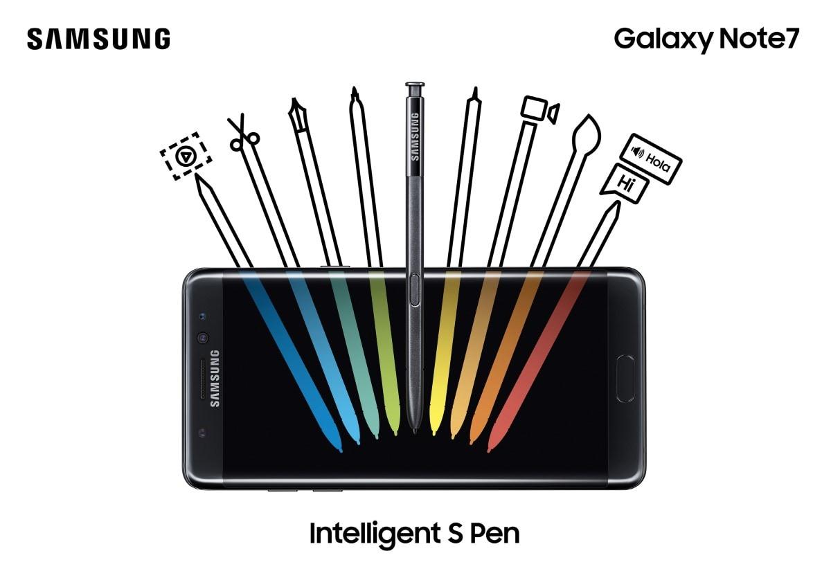 """Samsung Galaxy Note 7 sarà aggiornato ad Android Nougat """"entro tre mesi"""""""