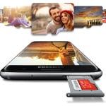 Samsung Galaxy S7 - promozione microSD