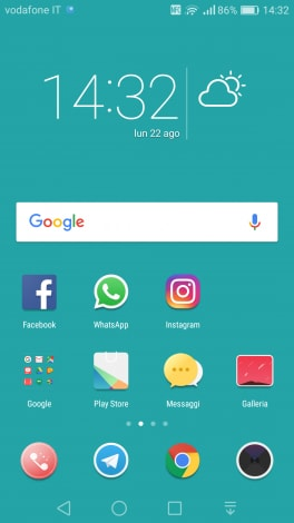 Screenshot Honor 5C 01