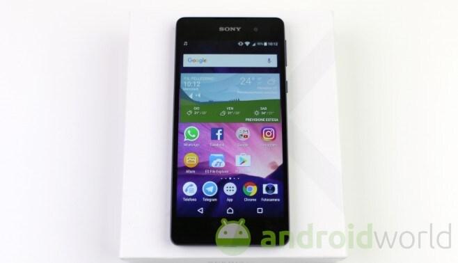 Sony Xperia E5 - 2
