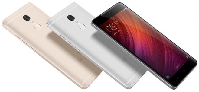 Xiaomi Redmi Note 4 - 5