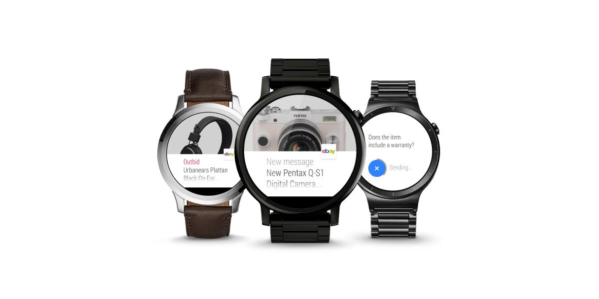 eBay per Android si aggiorna con One Time Password e app per Android Wear