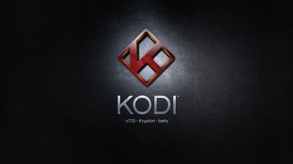 "Disponibile la prima beta del media center Kodi 17 ""Krypton"""